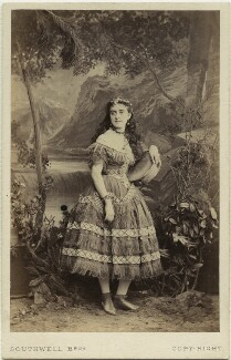 Fanny Josephs, by Southwell Brothers - NPG x18956