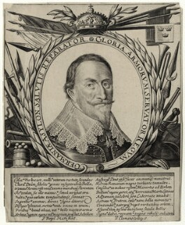 Gustavus Adolphus, King of Sweden, after Unknown artist - NPG D28554