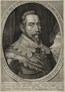 Gustavus Adolphus, King of Sweden, after Unknown artist - NPG D28563