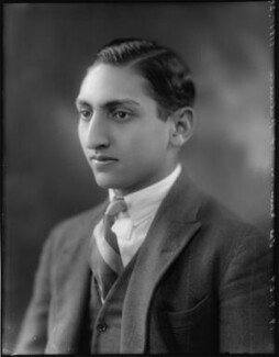 Iftikhar Ali Khan Bahadur, Nawab of Pataudi, by Bassano Ltd - NPG x152446