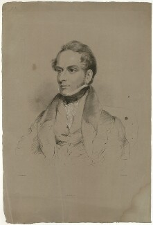 Decimus Burton, by Maxim Gauci, after  Eden Upton Eddis - NPG D32454