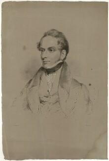 Decimus Burton, by Maxim Gauci, after  Eden Upton Eddis - NPG D32454