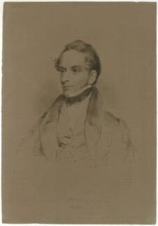 Decimus Burton, by Maxim Gauci, after  Eden Upton Eddis - NPG D32455