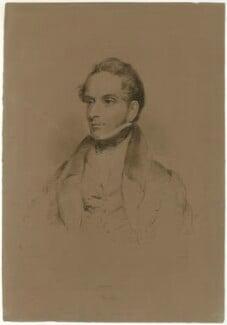 Decimus Burton, by Maxim Gauci, after  Eden Upton Eddis - NPG D32455