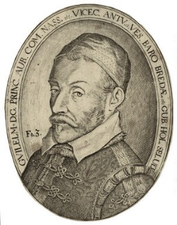 William I, Prince of Orange, after Unknown artist - NPG D28597