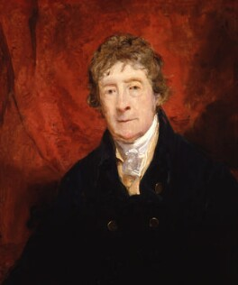 William ('Gentleman') Smith, by John Jackson - NPG 6497