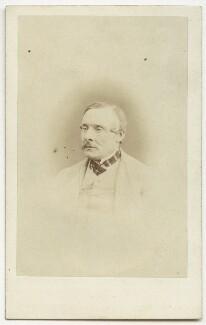 Lord Henry Hugh Manvers Percy, by William Notman - NPG x8363