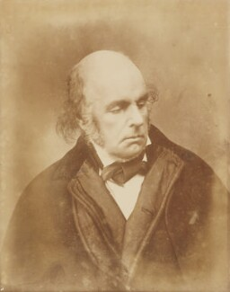 Edward Fitzgerald, by or after Cade & White of Ipswich - NPG P757