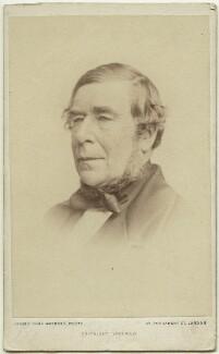 Jonathan Peel, by John & Charles Watkins - NPG Ax8672
