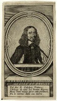 Vincent Voiture, possibly by Jacques Lubin - NPG D28634