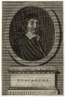 René Descartes, after Unknown artist - NPG D28640