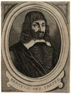 René Descartes, by Nicolas de Larmessin - NPG D28641