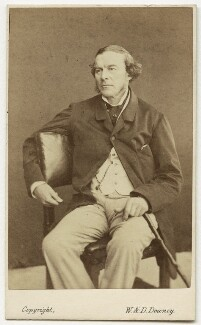 Lord Clarence Edward Paget, by W. & D. Downey - NPG x12640