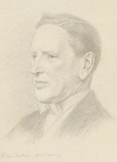 Sir Claude Auchinleck, by Robin Craig Guthrie, 1958 - NPG 6503 - © estate of Robin Craig Guthrie / National Portrait Gallery, London