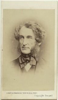 John Laird, by John & Charles Watkins - NPG Ax8587