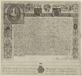 Oliver Cromwell, by Barak Longmate - NPG D28703