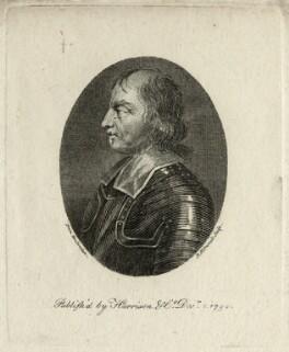 Oliver Cromwell, by Robert Hartley Cromek, after  Samuel Cooper - NPG D28722