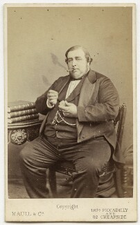 Arthur Orton, by Maull & Co - NPG x76202