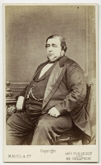 Arthur Orton, by Maull & Co - NPG x45946