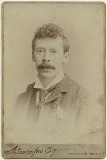 Sir Arthur Thomas Quiller-Couch, by London Stereoscopic & Photographic Company - NPG x12780