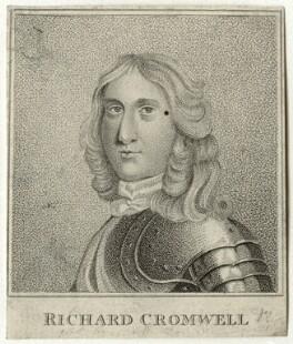Richard Cromwell, after Unknown artist - NPG D28748