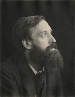 Arthur Woollgar Verrall, by Eveleen Myers (née Tennant) - NPG Ax68651
