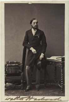 Hon. Walter Harbord, by Camille Silvy - NPG Ax87086