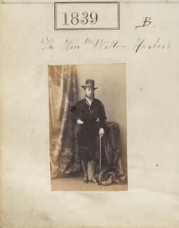 Hon. Walter Harbord, by Camille Silvy - NPG Ax51231