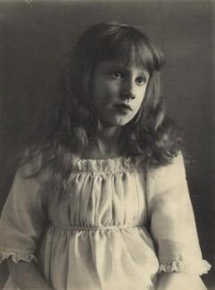 Hon. Mary Ellen Spring-Rice, by Eveleen Myers (née Tennant) - NPG Ax68635