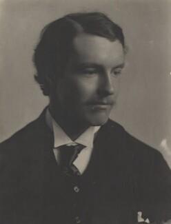 Sir Henry Babington Smith, by Eveleen Myers (née Tennant) - NPG Ax68511
