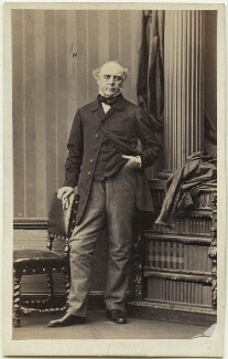 William Constable-Maxwell, 10th Baron Herries, by Camille Silvy - NPG Ax46885