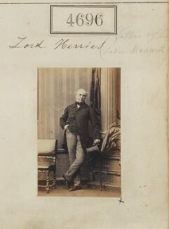 William Constable-Maxwell, 10th Baron Herries, by Camille Silvy - NPG Ax54708