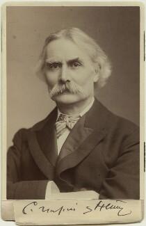 Charles Napier Hemy, by Elliott & Fry - NPG x18403