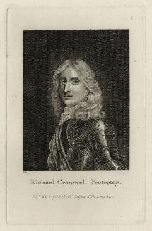 Richard Cromwell, by Richard Godfrey, after  Robert Walker - NPG D28749