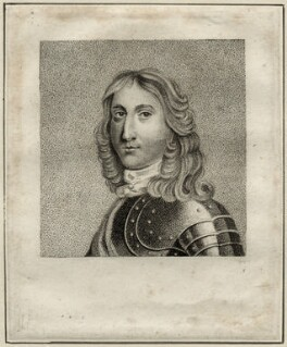 Richard Cromwell, after Robert Walker - NPG D28751