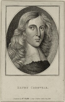 Henry Cromwell, published by Thomas Rodd the Elder - NPG D28758