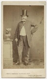Frederick Charles Herbert, by John & Charles Watkins - NPG x18436