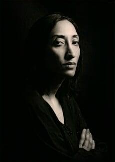 Shazia Mirza, by Wolf Marloh - NPG x131275