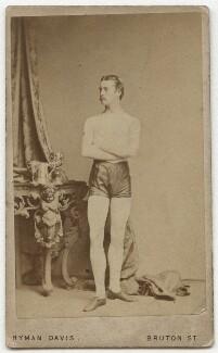 William George Herbert, by Hyman Davis - NPG x18440