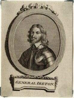 Henry Ireton, after Unknown artist - NPG D28762
