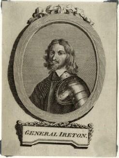 Henry Ireton, after Unknown artist, 18th century - NPG D28762 - © National Portrait Gallery, London