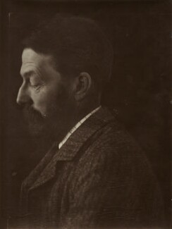 John Addington Symonds, by Eveleen Myers (née Tennant) - NPG x19820