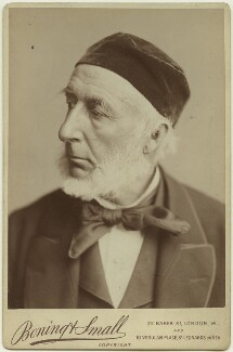 Charles Handfield Jones, by Boning & Small (Robert Boning & Charles James Small) - NPG x18894