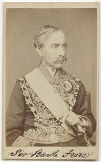 Sir (Henry) Bartle Edward Frere, 1st Bt, by John Watkins - NPG x28168