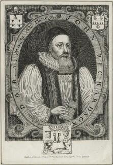 John Richardson, published by William Richardson, after  Thomas Cross - NPG D28803