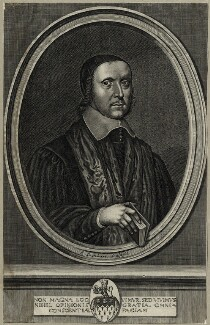 Jeremy Taylor, by Pierre Lombart - NPG D28810