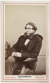Alexander Staveley Hill, by Richard V. Green - NPG x26698