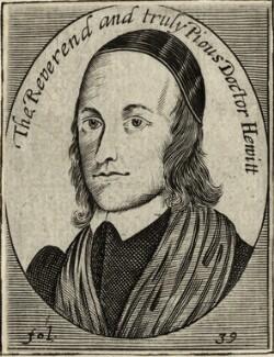 John Hewit (Hewett), after Unknown artist - NPG D28822