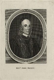 John Hewit (Hewett), after Unknown artist - NPG D28824