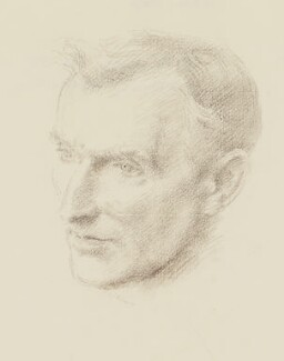 Adam Fox, by Robin Craig Guthrie - NPG 6506